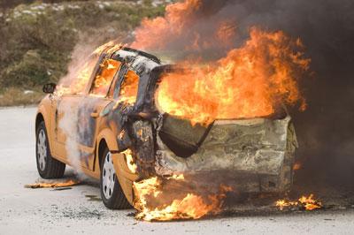 Crashtest: Autogas-Pkw sind sicher