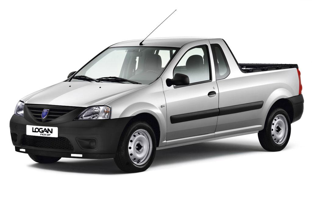 Dacia Logan Pick-up in Osteuropa gestartet
