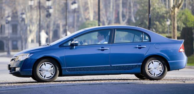 Fahrbericht Honda Civic Hybrid: In aller Bescheidenheit