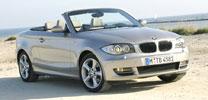 Fahrszenen - BMW 1er Cabriolet