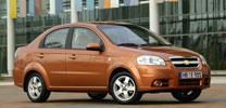 Fahrszenen - Chevrolet Aveo