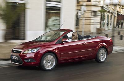 Ford stellt in Genf das neue Focus Coupé-Cabriolet vor