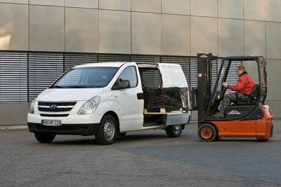Hyundai präsentiert neue Generation des Transporters H-1
