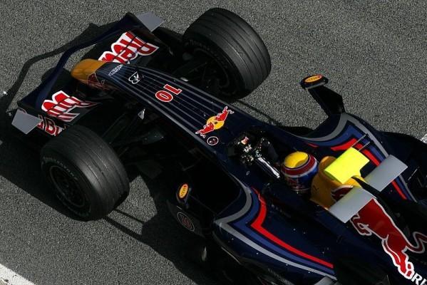 Jerez, Tag 3: Webber holt die Bestzeit