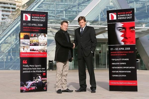 Motor Sport Business Forum Middle East: Von den Bossen geadelt