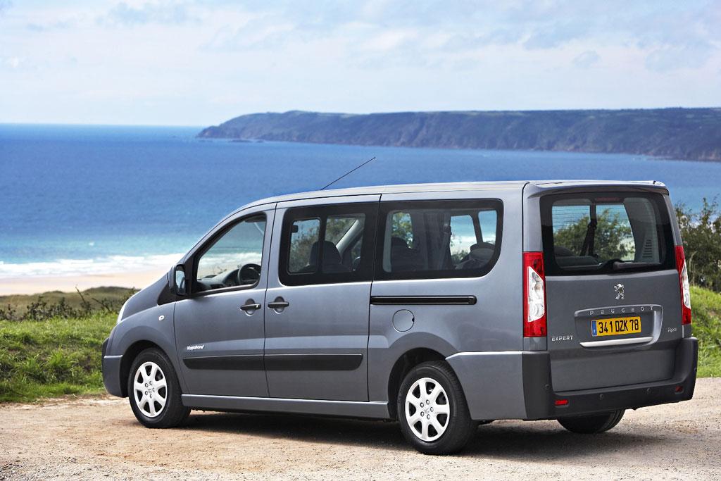 Peugeot stellt Expert Tepee Vagabond vor