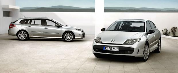 Renault präsentiert Laguna GT