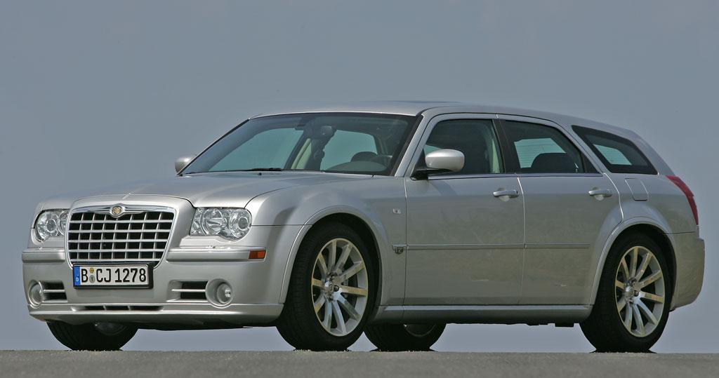 Sondermodell Chrysler 300C Touring im SRT-Design