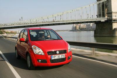 Suzuki Splash: Der unbekannte Zwilling