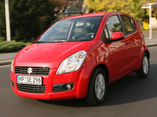 Suzuki Splash kommt im Mai auf den Markt
