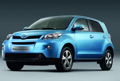 Toyota zeigt in Genf zwei neue Modelle