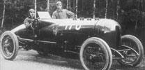 Videobericht - Historischer Opel Rennwagen von 1914