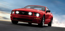 Videoclip - Ford Mustang