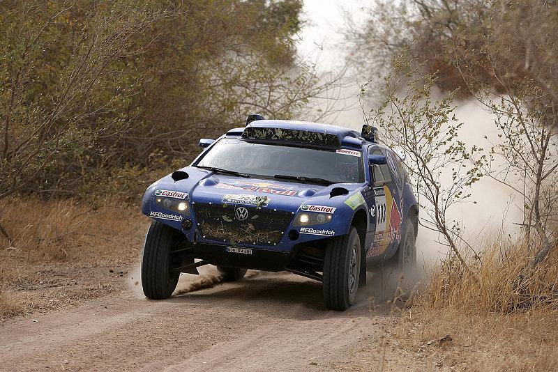 2008 ohne die Dakar: Der Schock sitzt tief