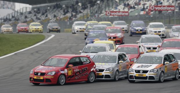 24 Fahrer bereiten sich auf den Polo-Cup vor
