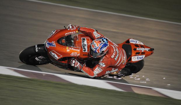 3. Training MotoGP: Rossi kommt näher