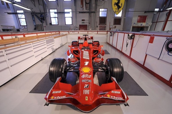Aldo Costa über den neuen Ferrari: F2008 - Das Evolutionsmodell