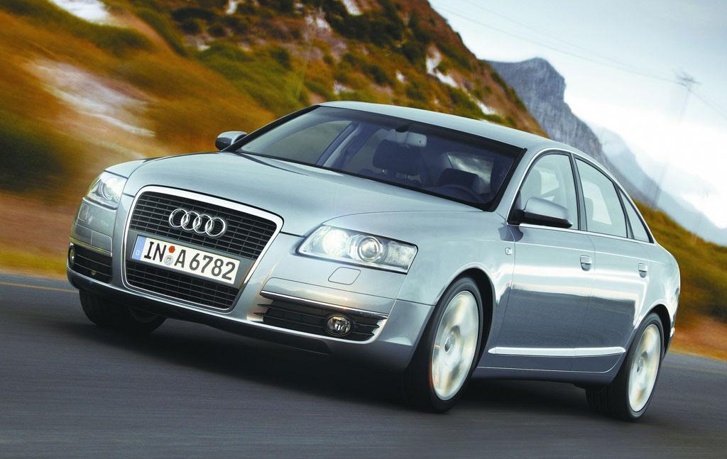 Audi löst BMW in der oberen Mittelklasse ab