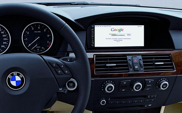BMW holt das Internet ins Auto