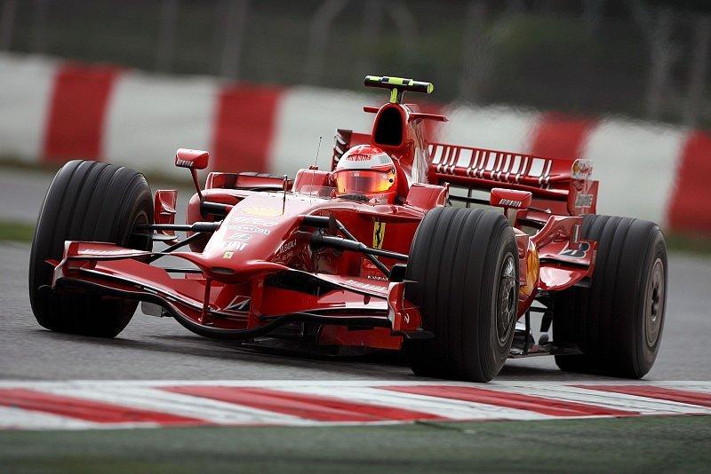 Barcelona, Tag 1: Hamilton, Räikkönen, Schumacher