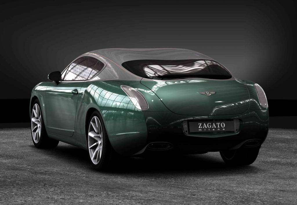 Bentley GTZ