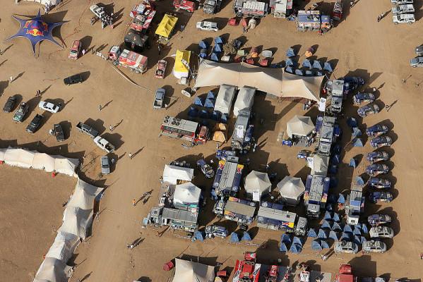 Die Dakar wandert aus: Es geht nach Südamerika