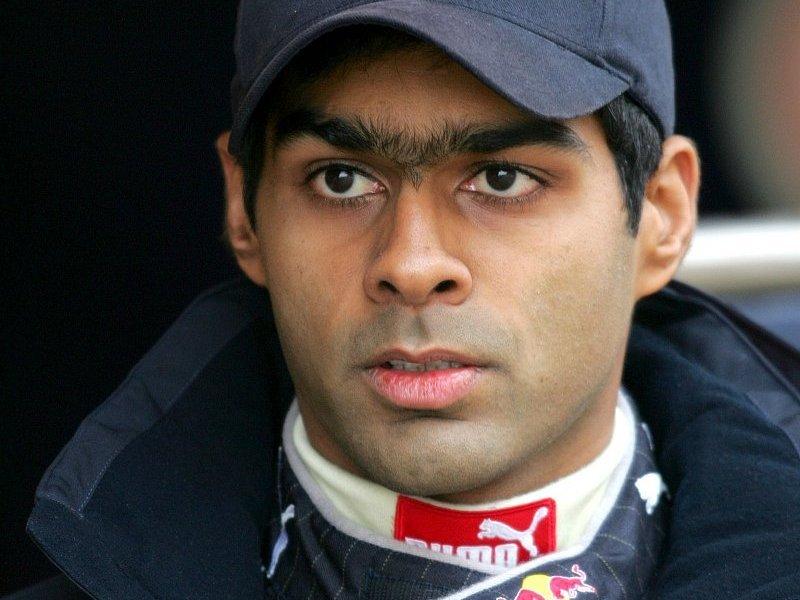 Ein Inder für Force India: Chandhok schielt auf 2009