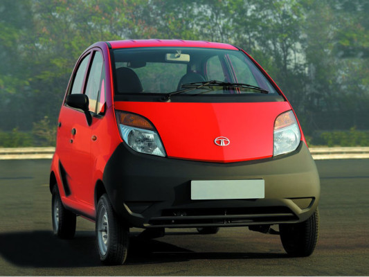 Europäische Zulieferer profitieren von Billig-Auto Tata Nano