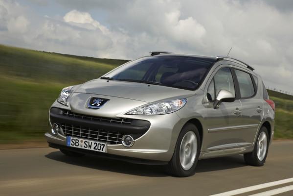 Fahrbericht Peugeot 207 SW Sport 120 VTi: Kleinwagen mit großen Tugenden