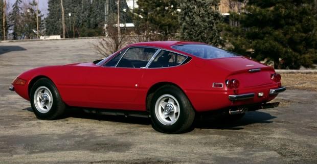 Ferrari auf der Techno Classica