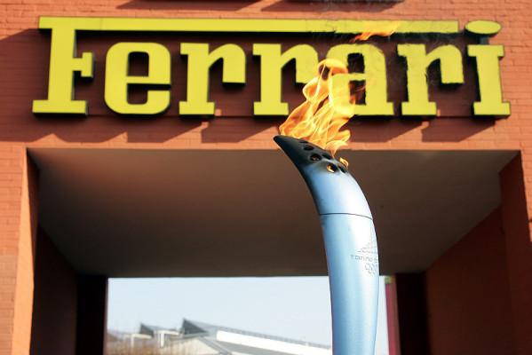Ferrari für 2009 wird bereits entwickelt: Teil der DNA