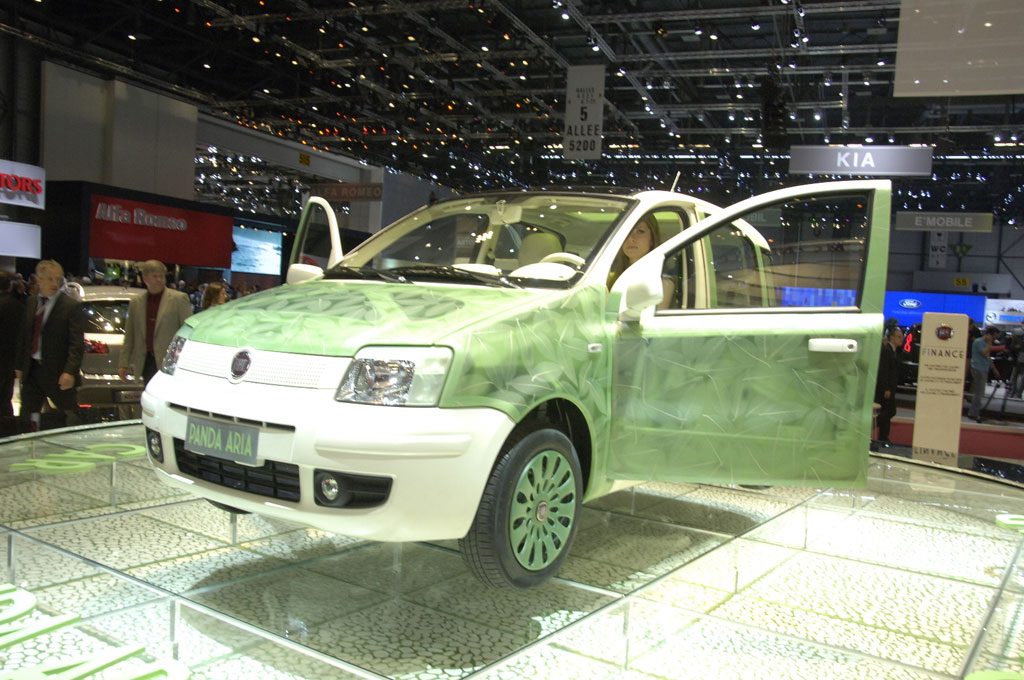 Fiat Fiorino und Panda Aria: Kompakt und kräftig