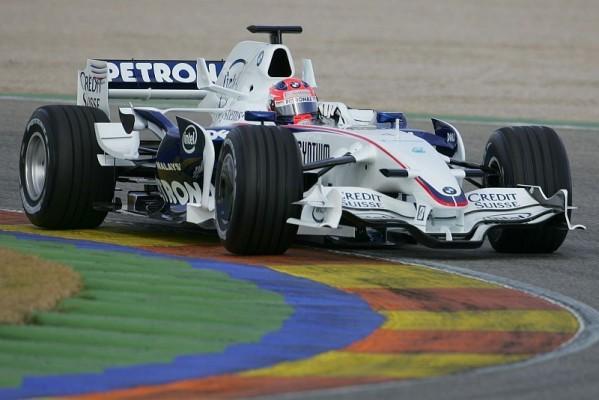 Guter Testauftakt für BMW Sauber: Zufrieden mit F1.08