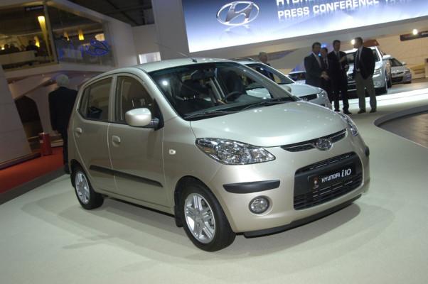 Hyundai mit zwei Weltpremieren