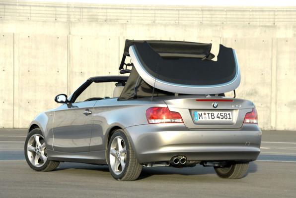 Karmann baut Verdeck für BMW 1-er Cabrio