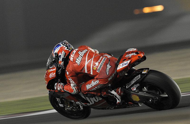Katar, Nacht 1: Wie Need for Speed