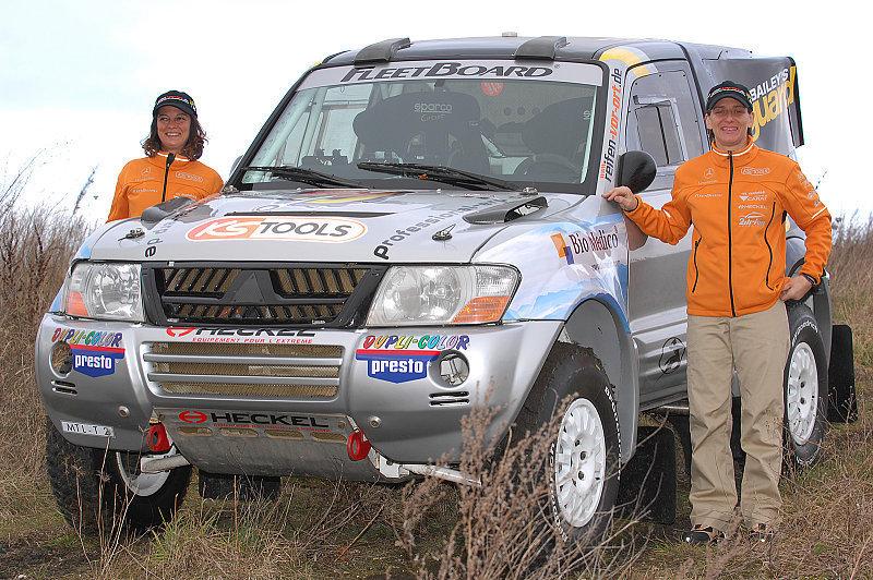 Lohr und FleetBoard bei Central Europe Rally: Zweiter Anlauf