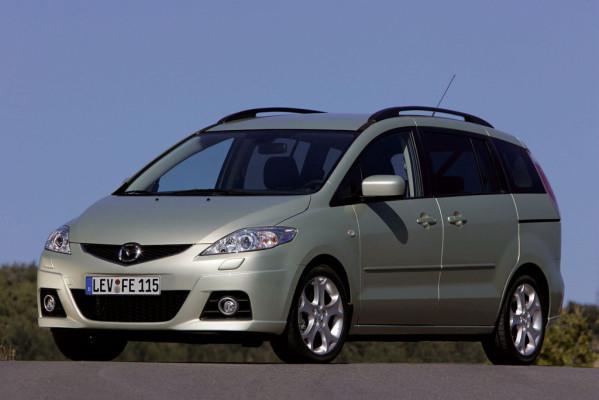 Mazda5 ist