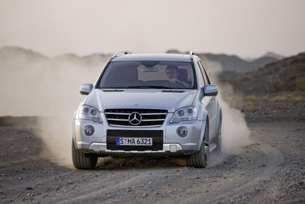 Mercedes-Benz hat die M-Klasse überarbeitet