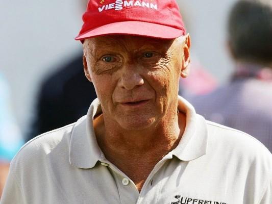 Niki Lauda zur Traktionskontrolle: Echte Männer