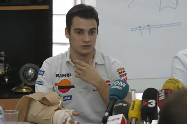 Pedrosa gesundet: Jerez sollte möglich sein