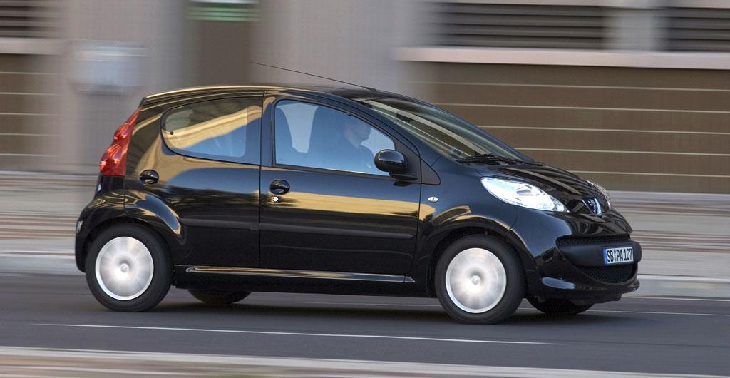 Peugeot legt 107 Urban Move neu auf