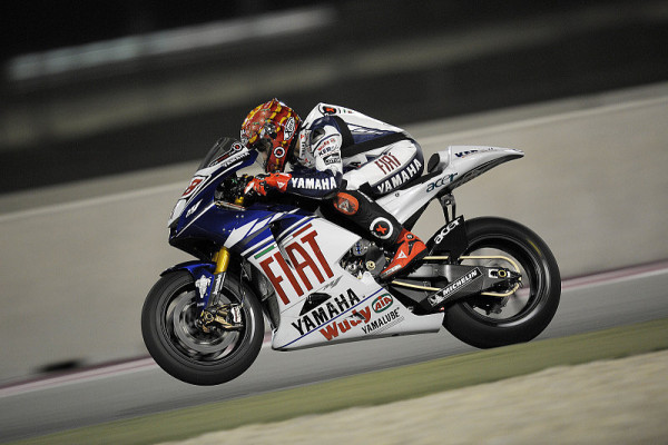 Qualifying MotoGP: Überraschung durch Lorenzo und Toseland