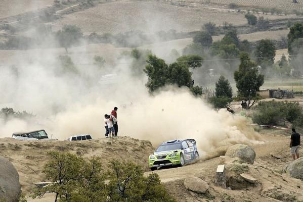 Rallye Mexiko: Rund um das Kulturerbe