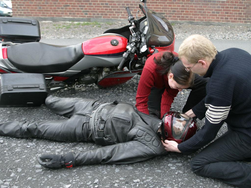Recht: Motorradkleidung ist nach Unfall voll zu ersetzen