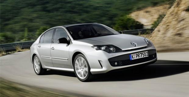 Renault Laguna GT kommt im Sommer auf den Markt