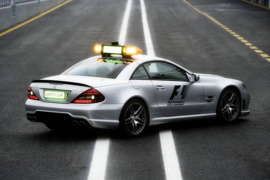 SL 63 AMG Safety Car