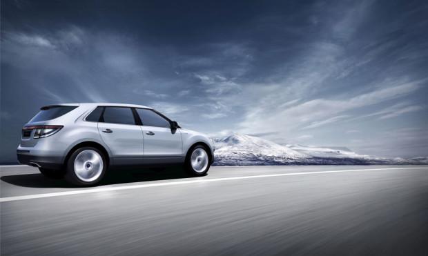 Saab zeigt 9-X BioHybrid und 9-4X BioPower
