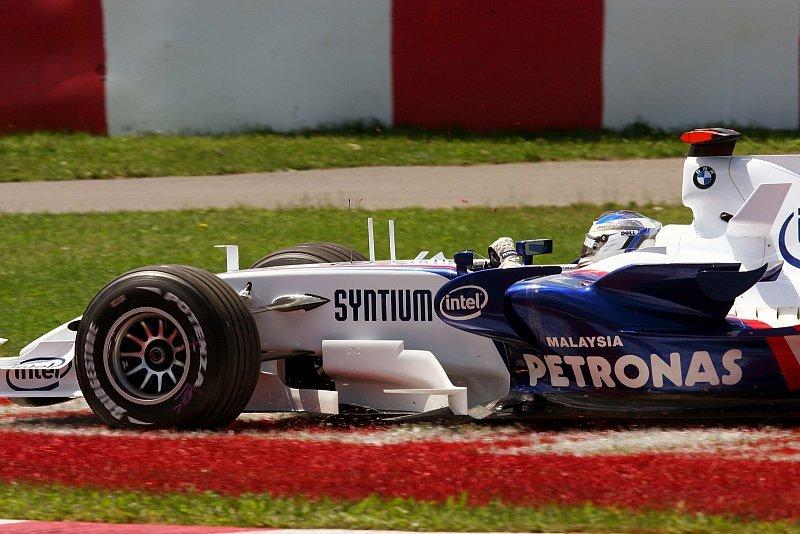 Saisonrückblick 2007: So war 2007 für BMW Sauber