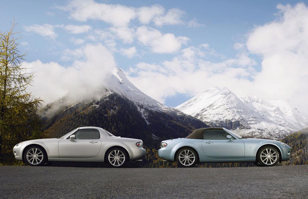 """Sondermodell Mazda MX-5 """"Niseko"""" bietet bis zu 5680 Euro"""